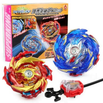 Набор из 2-х волчков Beyblade Burst Limit Breaking DX Set (Брэкфроут) B-174