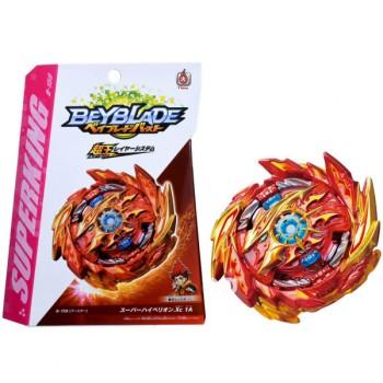 Волчок игрушка Бейблэйд Возрожденный Super Hyperion / Супер гиперион b-159