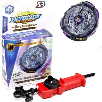 Волчок игрушка Бейблэйд Твин Немезис / Twin Nemesis b-102
