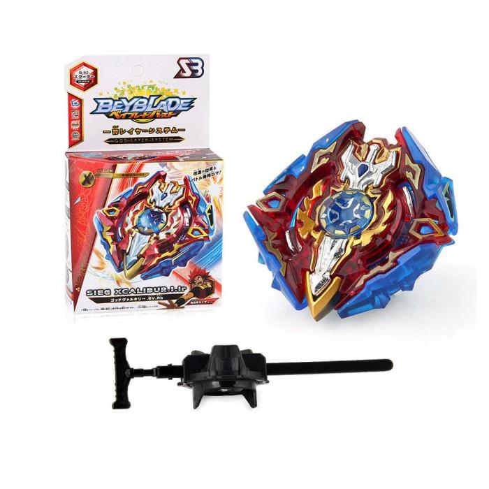 Волчок игрушка Бейблэйд Эскалиус Икс3 / Sieg Xcalibur b-92