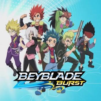 Волчки Beyblade Burst 1-й сезон