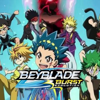 Волчки Beyblade Burst 2-й сезон