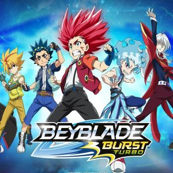 Волчки Beyblade Burst 3-й сезон