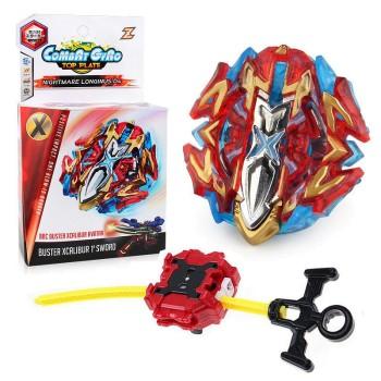 Волчок игрушка Бейблэйд Эскалиус Икс4 / Buster Excalibur b-120