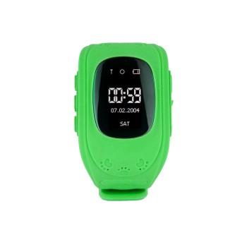 Детские умные часы Smart Baby Watch Q50 (Зеленые)
