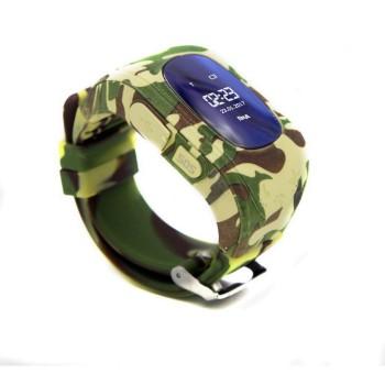 Smart Baby Watch Q50 (Камуфляжные)