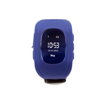 Детские умные часы Smart Baby Watch Q50 (синие)