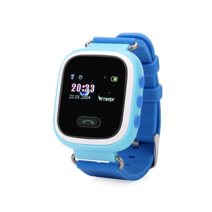 Smart Baby Watch Q60 (Голубые)