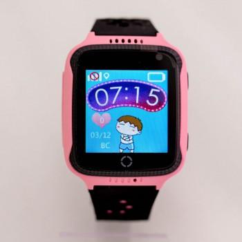 Smart Baby Watch Q66 (T7) (Розовые)