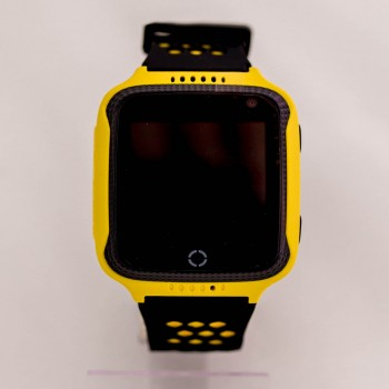 Smart Baby Watch Q66 (T7) (Желтые)