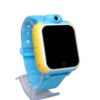 Smart Baby Watch Q75 (GW1000) 3G (Голубые)