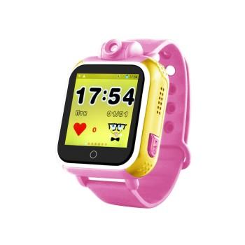 Smart Baby Watch Q75 (GW1000) 3G (Розовые)