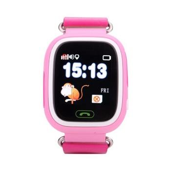 Детские умные Smart Baby Watch Q80 (Розовые)