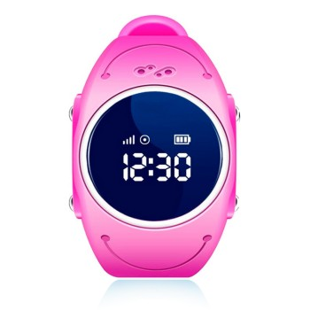 SMART BABY WATCH GW300S (РОЗОВЫЕ)