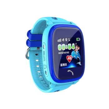 Smart Baby Watch W9 (GW400S) (Голубые)