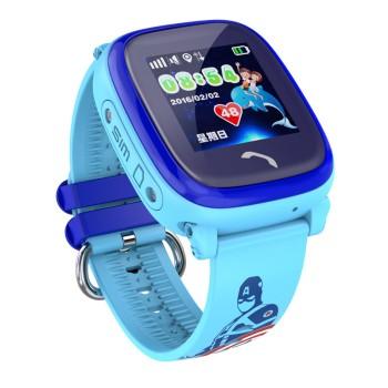 Smart Baby Watch W9 (GW400S) (Голубые)