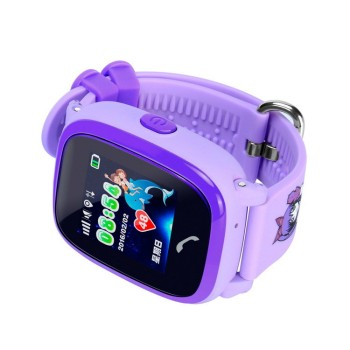 Smart Baby Watch W9 (GW400S) (Сиреневые)