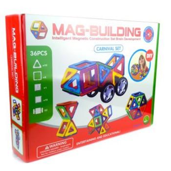 Магнитный конструктор Mag Building 36 PCS в Омске