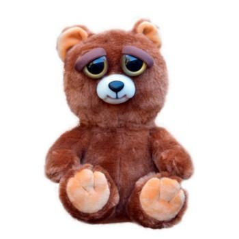 Игрушка Feisty Pets Медведь бурый