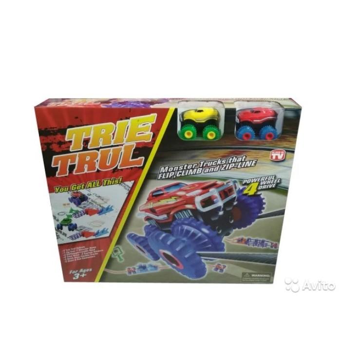 Канатный трек TRIX TRUX с двумя машинками