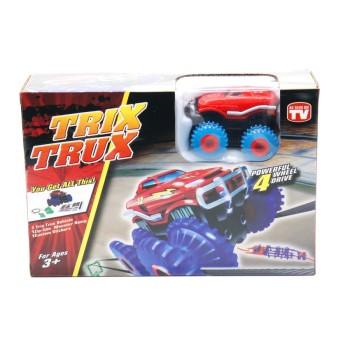 Канатный трек TRIX TRUX с машинкой