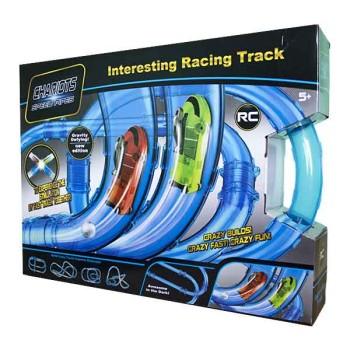 Трубопроводные гонки Chariots Speed Pipes , набор 48 деталей