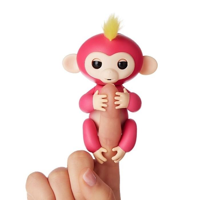 Интерактивная ручная обезьянка / Fingerlings Bella