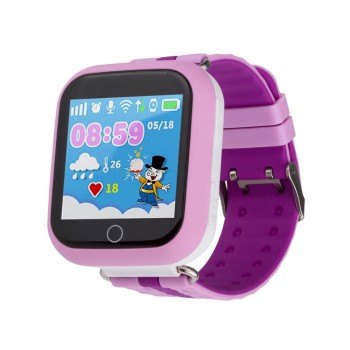 Smart Baby Watch Q100 (GW200S) (Розовые)