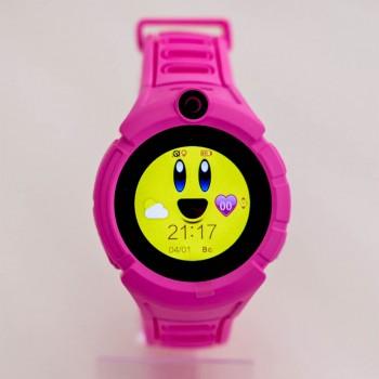 Smart Baby Watch Q360 (Розовые)