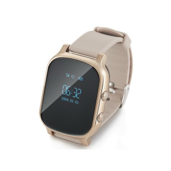 Smart GPS Watch T58 (GW700) (Золотистые)