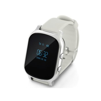 Smart GPS Watch T58 (GW700) (Серебристые)