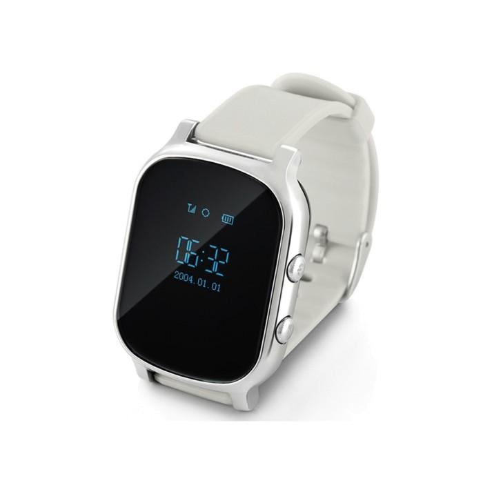 Smart GPS Watch T58 (GW700) (Серебристые)