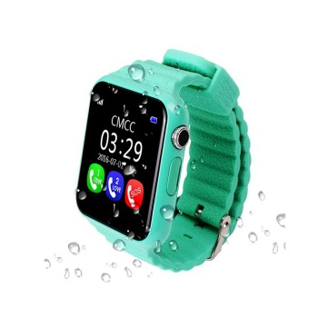 GPS часы Smart Watch X10 (V7K) (Зеленые)