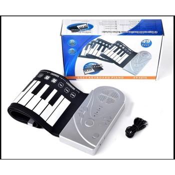 Гибкое пианино синтезатор 49 клавиш