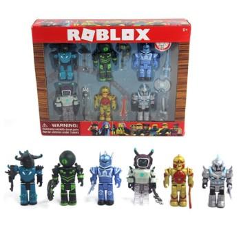 Фигурки Роблокс Чемпионы (Roblox) Набор 6 фигурок