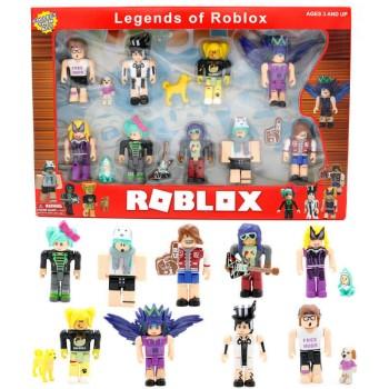 Фигурки Роблокс Шоумены (Roblox) Набор 8 фигурок