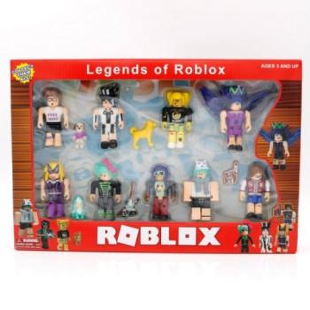 Фигурки Роблокс (Roblox) Набор 8 фигурок Шоумены