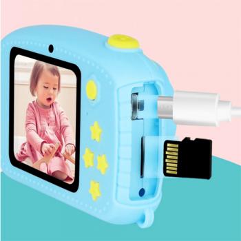 Карта памяти для детской камеры