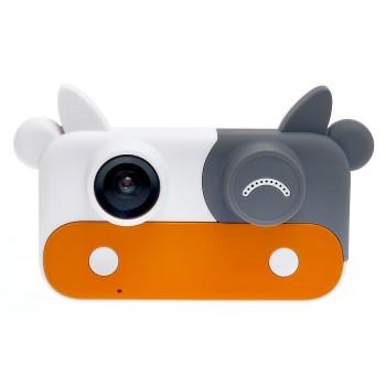 Детский фотоаппарат XOKO KVR-050 COW Коровка. Желтый