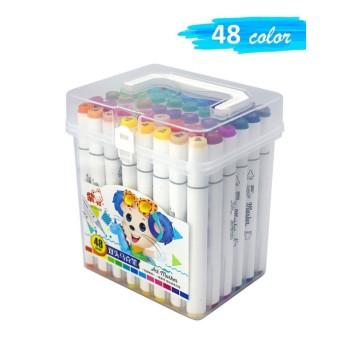 Двухсторонние маркеры для скетчинга Art-Marker / 48 шт купить по доступной цене
