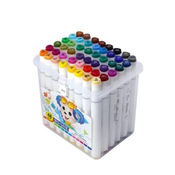 Двухсторонние маркеры для скетчинга Art-Marker / 48 шт