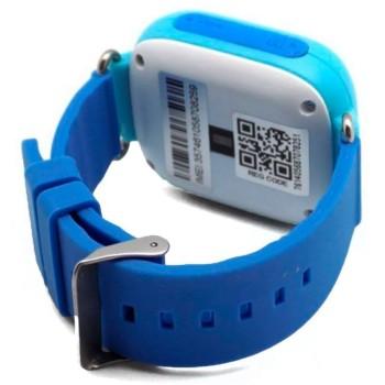 Smart Baby Watch Q80 (Q90) (Голубые)